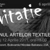 """Expoziţia de grup """"Salonul Artelor Textile"""", la Galeria de Artă """"Orizont"""" din Bucureşti"""