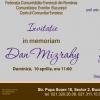 Eveniment dedicat pianistului Dan Mizrahy, la Centrul Comunitar Evreiesc din Bucureşti