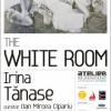 "Artistul vizual Irina Tănase expune ""The White Room"", la ATELIER 030202"