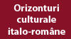 """""""Orizonturi culturale italo-române"""": Voci ale poeziei româneşti contemporane, în italiană"""