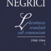 """""""Literatura de azi"""", cu istoricii şi criticii literari George Ardeleanu şi Eugen Negrici"""