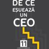 """""""De ce eşuează un CEO"""" de David L. Dotlich şi Peter C. Cairo"""