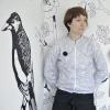 Artista Ioana Nemeş, în dialog cu Andrea Codrington Lippke, la New York