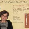 """Doina Ioanid lansează """"Ritmuri de îmblânzit aricioaica"""", la Cluj"""