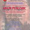 """Adam Puslojic lansează trilogia """"Asimetria durerii"""", la Braşov"""