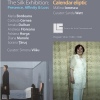 "Eveniment dublu la LC Foundation: The Silk Exhibition: Presence, Affinity & Loss (Room 1/Camera 1) şi ""Calendar Eliptic"" (Room 2/Camera 2)"""