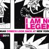 """I Am Not Legend"": banda desenată românească, la New York"