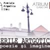 """""""Serile Artgotice – arte în dialog"""", cu scriitorul George V. Precup şi artistul plastic Stefan Orth"""