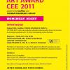 Zece artişti români, nominalizaţi la premiile ESSL ART AWARD CEE 2011