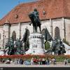 Dispute legale între MCPN şi Primăria Cluj, în cazul monumentului Matei Corvin din Cluj Napoca