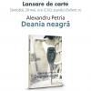 """Alexandru Petria îşi lansează volumul """"Deania neagră"""", la Bookfest 2011"""