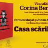 Corina Bernic îşi lansează volumul de debut, la Clubul Ţăranului