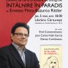 """Preşedintele Emil Constantinescu prezintă """"Întâlnire în Paradis"""" de Ernesto Pinto-Bazurco Rittler"""