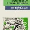 """""""Benzile desenate şi canonul postmodern"""" a primit Premiul Salonului Internaţional al Benzii Desenate"""