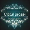 """""""Cititul prozei. De la 1960 până azi"""" de Constantin Trandafir"""