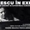 """""""Enescu în exil – curtat şi urmărit de autorităţile comuniste"""", conferinţă susţinută la Londra de Ioana Raluca Voicu-Arnăuţoiu"""