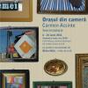 """Carmen Acsinte expune """"Oraşul din cameră"""", la Café Verona"""