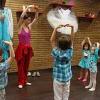 """Micuţii învaţă """"Primii Paşi de Balet"""" la Teatrul Naţional de Operetă """"Ion Dacian"""""""