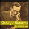 """""""George Bacovia. Studii critice"""" de  Ion Şiugariu"""