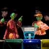"""""""Zian & Kopik"""", un spectacol de păpuşi prezentat la Festivalul de Teatru de la Avignon"""