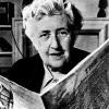 """""""Moarte în nori"""" de Agatha Christie"""