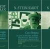 """Noi volume publicate de Polirom în seria de autor """"N. Steinhardt"""""""