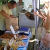 Produse tradiţionale în Dumbrava Sibiului