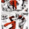 Artistul de benzi desenate Puiu Manu expune la SAINT INK
