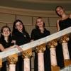 """Turneul Naţional """"Muzica Palatelor României"""", cu artiştii Cvartetului """"Cantabile"""""""