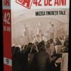 """""""Club A-42 de ani. Muzica tinereţii tale"""" de Doru Ionescu"""