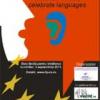 """Concurs de afişe """"Celebrate voices, celebrate languages"""""""