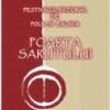 """Dan Mircea Cipariu este amfitrionul ediţiei a zecea a Festivalului Naţional de Folk """"Poarta Sărutului"""""""
