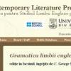 """""""Gramatica limbii engleze"""", ediţie îngrijită de prof. C. George Sandulescu şi Lidia Vianu"""