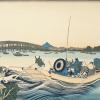 """Vizită cu ghidaj gratuit în expoziţia """"Pelerinaj la Muntele Fuji""""  de Hokusai, la MNAR"""