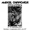Expoziţie de gravură semnată de Marcel Chirnoagă, la MNLR