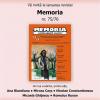 """Lansare revista """"Memoria"""""""