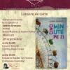 """""""Cinci minute pe zi"""" de Lavinia Branişte, lansat la Cluj"""