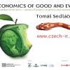 """""""Economia Binelui şi a Răului"""" de Tomas Sedlacek"""
