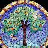 Atelier de mozaic la Fundaţia Calea Victoriei
