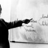 """Prof. univ. Christophe Bident conferenţiază despre """"Gestul teatral al lui Roland Barthes"""""""