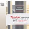 """România – invitata de onoare a Târgului Internaţional de Carte """"LIBER"""" de la Madrid"""