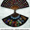 """""""Artă şi măiestrie în China – umbrele, evantaie şi broderii"""""""