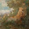 """Expoziţia """"L'Age de l'Impressionnisme en Roumanie.  Nicolae Grigorescu (1838 – 1907)"""", la Bruxelles"""