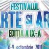 """Festivalul """"Carte şi Arte"""", ediţia a IX-a"""
