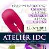 Atelier IDC de scriere creativă