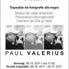 Paul Valerius expune fotografii alb-negru la Mediaş