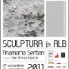 """""""Sculptură în alb"""" de Anamaria Şerban, vernisaj la Atelier 030202"""