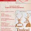 """""""Trofeul"""" de Adrian Christescu, lansat la Avant-Garde"""