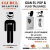 Ioan Es. Pop şi Vlad Tăuşance, invitaţii unei noi ediţii a Clubului de lectură