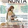 """Spectacolul """"Nunta"""", în Dumbrava Sibiului"""